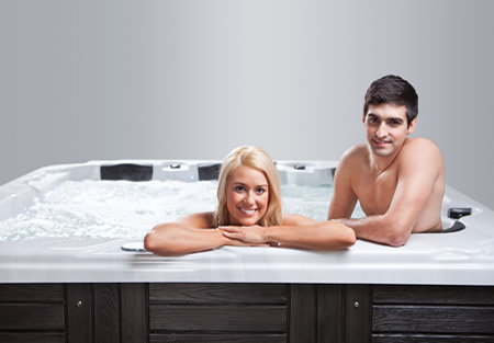 Hot Tubs for Hydromassages and Hydrotherapy